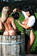 Tereza Sauerova & Marketa Chovaneckova in Playboy Czech Republic488_full