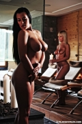 Tereza Sauerova & Marketa Chovaneckova in Playboy Czech Republic490_full