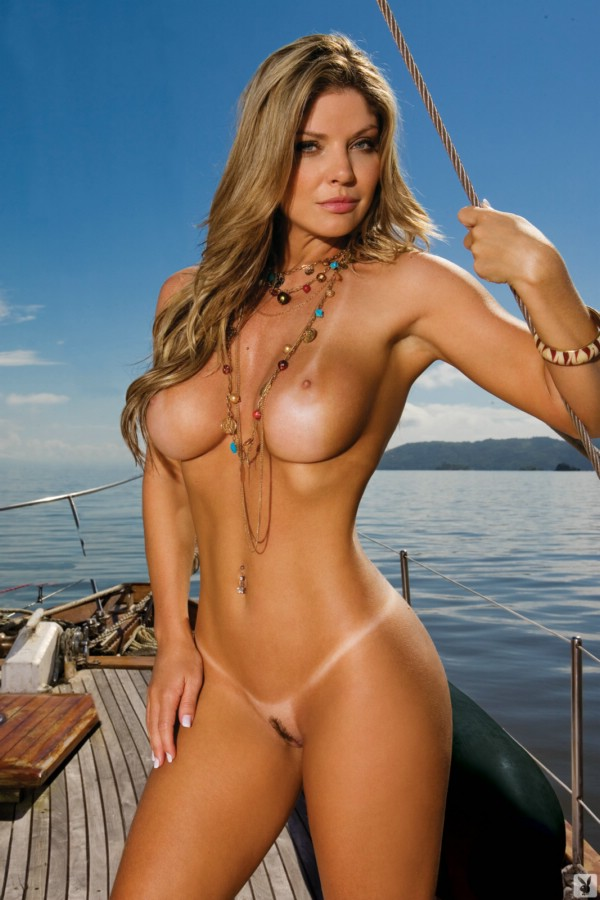 hot naked brazilian playmates