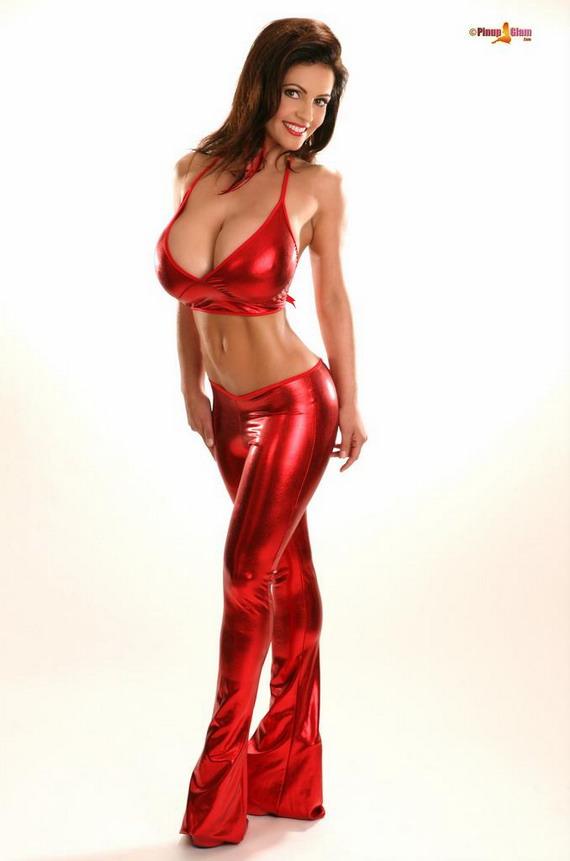 Nejkrásnější česká holka je Denise Milani #Sex
