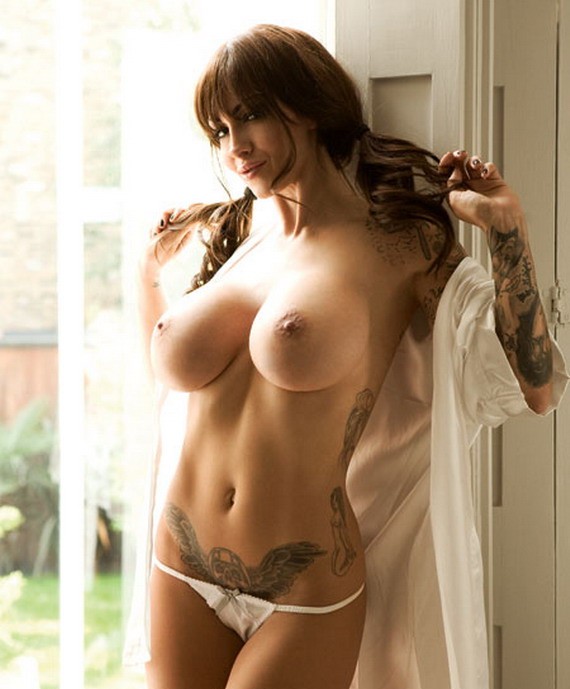 Consider, jodie marsh fully naked right! seems