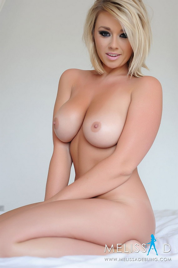 Porn debling topless melissa
