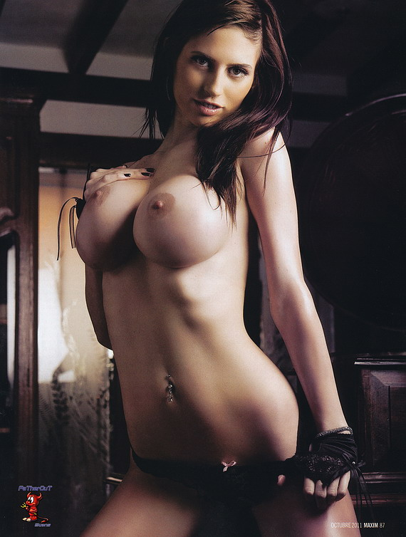 Believe, that Maxim mayra veronica nude not