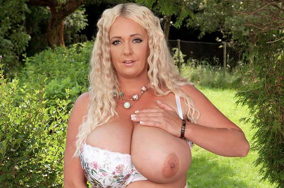 Emilia Boshe - Garden Of Big Boobs