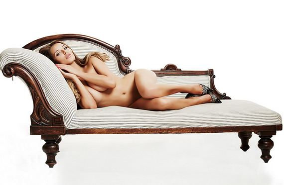 Helen Flanagan naked - The Sun