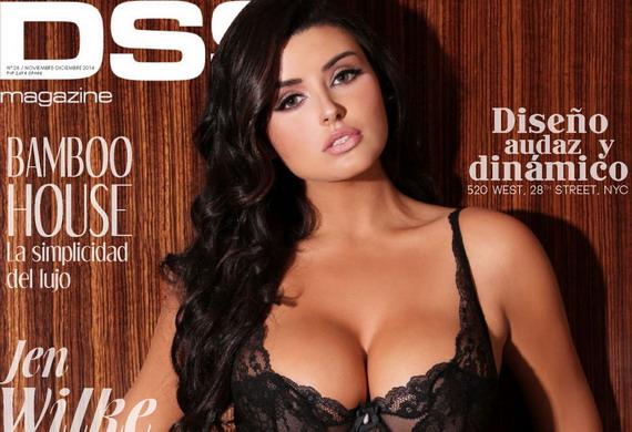Abigail Ratchford - DSS Magazine