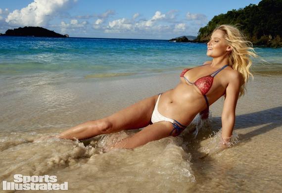 Genevieve Morton - Sports Illustrated Swimsuit Issue 2015