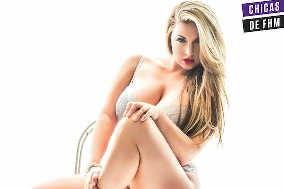 Ashley Alexiss - FHM Spain