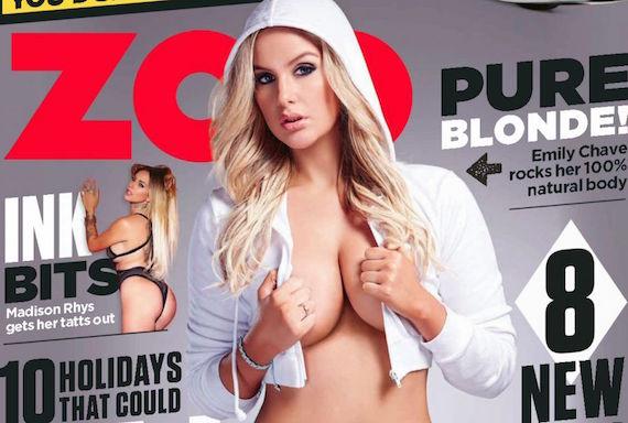 Madison Rhys - ZOO Magazine