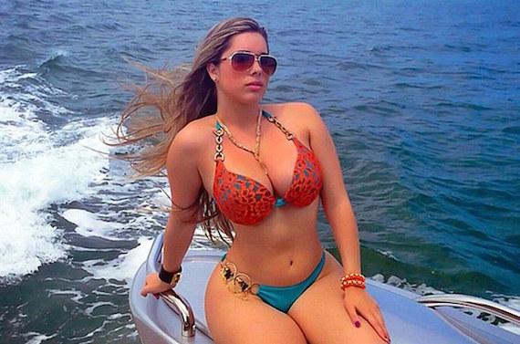 Kathy Ferreiro – The Cuban Kim Kardashian? and other Busty Links