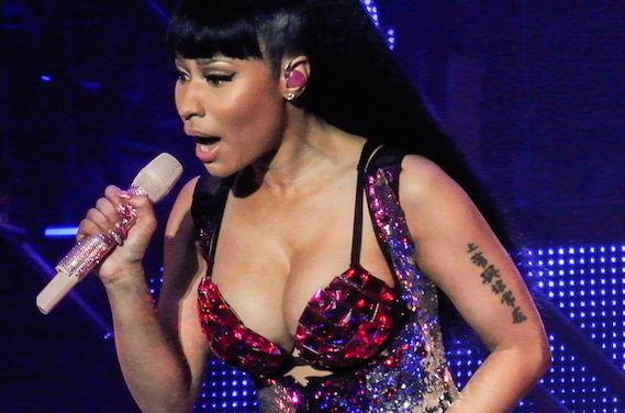 More Nicki Minaj Pinkprint Pics and other Busty Links