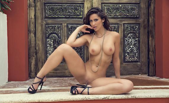 Anais Zanotti nude - Playboy  Photoshoot