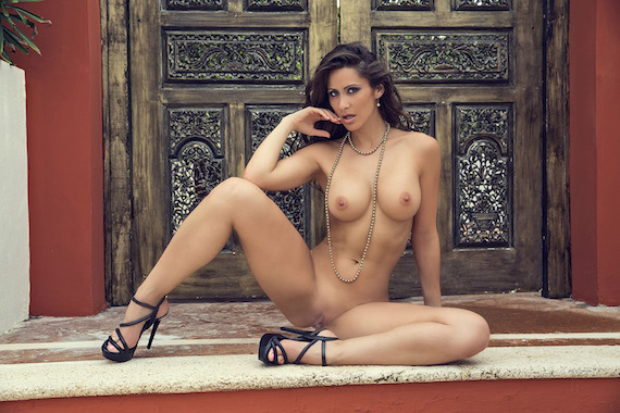 Anais Zanotti nude - Playboy  Photoshoot