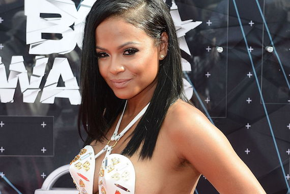 Christina Milian's Sideboob at the 2015 BET Awards and other Busty Links