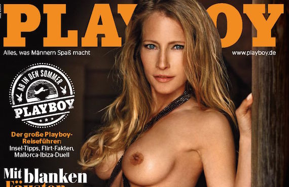 Florentine Lahme - Playboy Germany