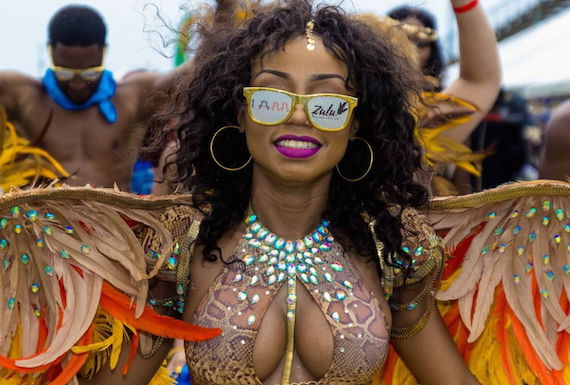 Hotties from 2015 Kadooment Day and other Busty Links