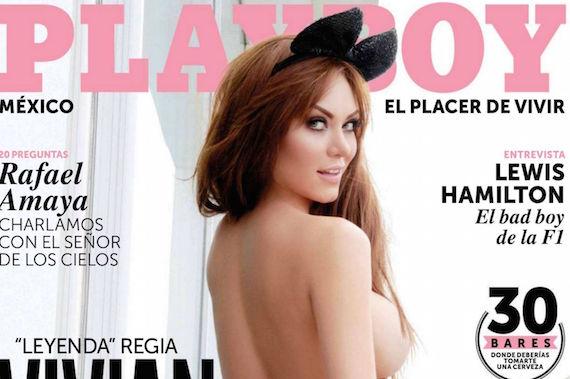 Vivian Cepeda - Playboy Mexico