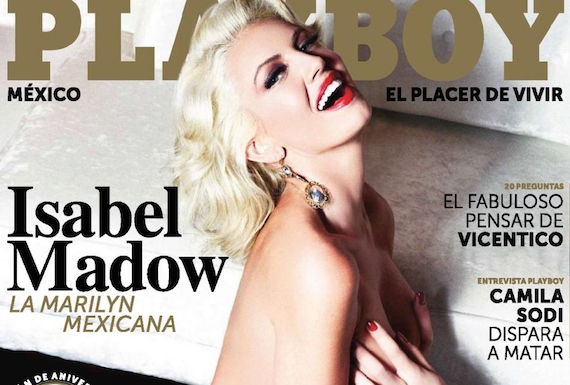 Isabel Madow - Playboy  Mexico
