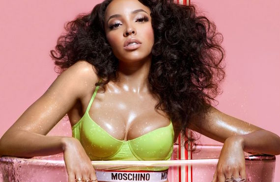Tinashe in Complex Magazine and other Busty Links