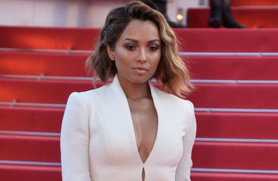 Kat Graham Walks Red Carpet in a Tight Dress and other Busty Links