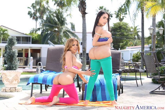 Lela and Luna Star got Big Butts and other Busty Links