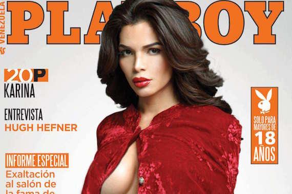 Molly Delgado - Playboy Venezuela
