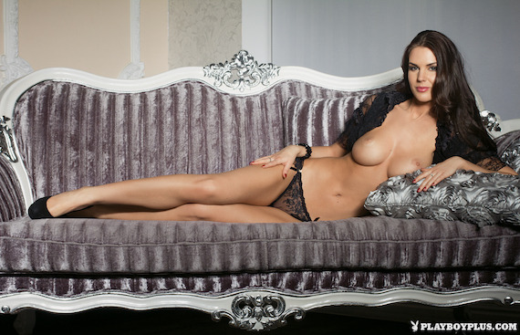 Oxana Voznyuk - Playboy Russia
