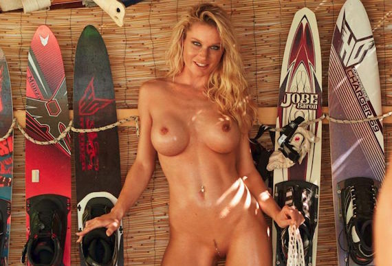 Ramona Bernhard - Playboy Magazine