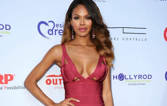 Crystle Stewart in a Tight Dress and other Busty Links