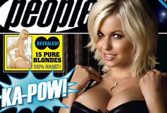 Eva Wyrwal - People Magazine