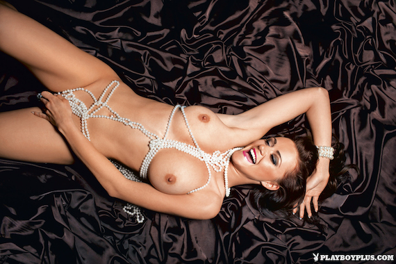 Manja Dobrilovic - Playboy Slovenia