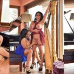 Kesha Ortega & Sheila Ortega - Curvy Goddesses Moan & Cream