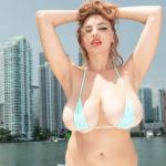 Sigal Acon - Bikini Yacht Cruise